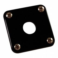 Gibson - Gibson PRJP-010 Jack Plate (Siyah Plastik)