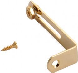 Gibson PRPB-010 Pickguard Sabitleme Desteği-Bracket Gold - Thumbnail