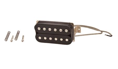 Gibson - Gibson BurstBucker Type 2 Humbucker Manyetik (Çift Siyah)