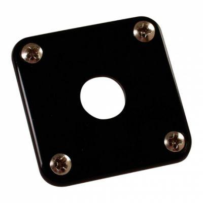 Gibson PRJP-010 Jack Plate (Siyah Plastik)