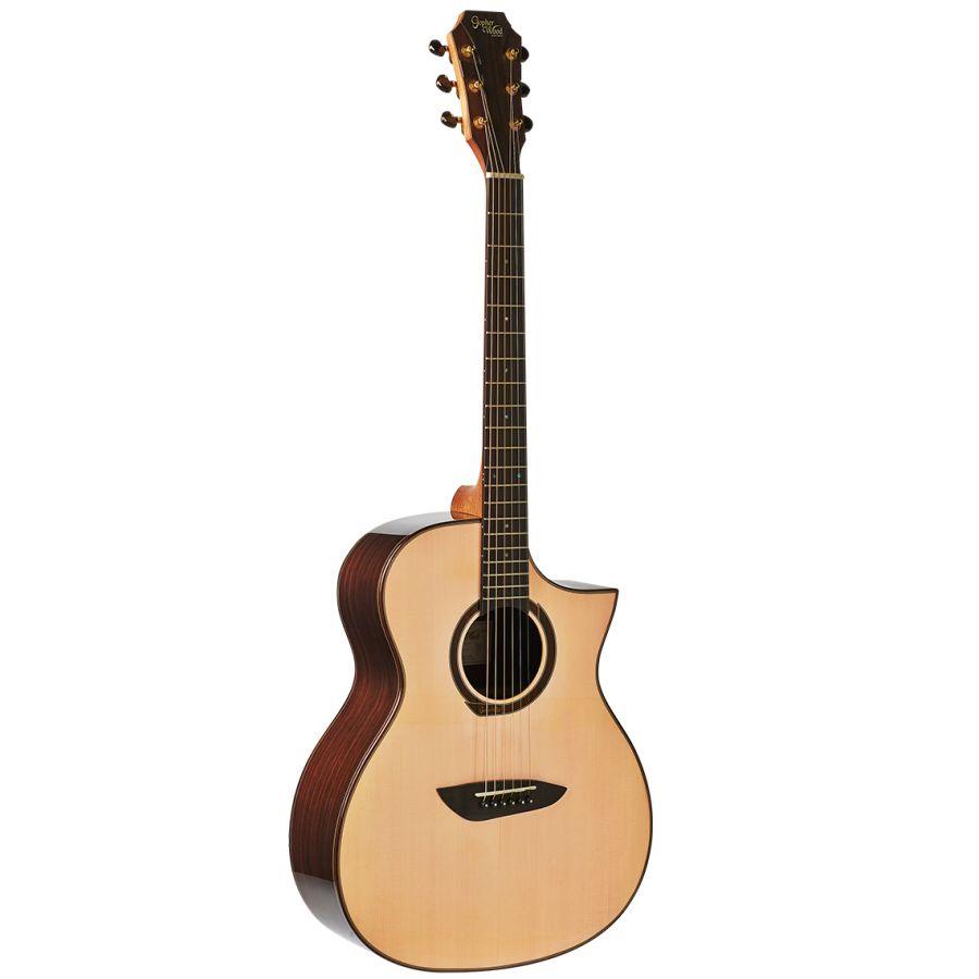 GopherWood G520CE Elektro Akustik Gitar