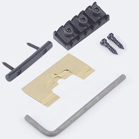 Gotoh - Gotoh GHL-2BK Locking Nut-Kilitli