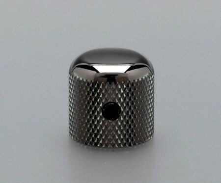 Gotoh - Gotoh VK1-18 Cosmo Black İçi Döküm Dome Knob