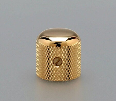 Gotoh - Gotoh VK1-18G Gold Dome Knob-Potans Düğmesi