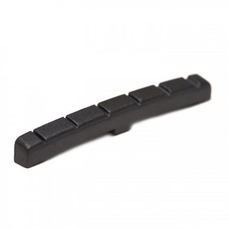 GraphTech PT-5000-00 Black Tusq Fender Stil Sloted Üst Eşik & Nut