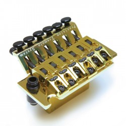 GraphTech - GraphTech PS-0080-GO Floyd Rose Style Bridge