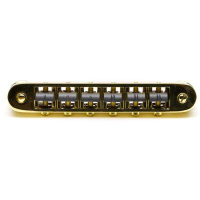GraphTech PS-8843-G0 Resomax Gold Tune-Matic Bridge Köprü Sistemi