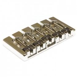 GraphTech - GraphTech PN-8370-C5 Hipshot Stil 5 Telli Bas Gitar Köprüsü
