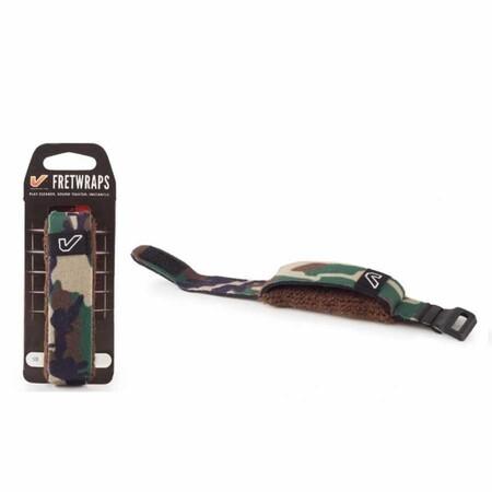 Gruv Gear - Gruv Gear Fretwrap Camo Yeşil – Medium