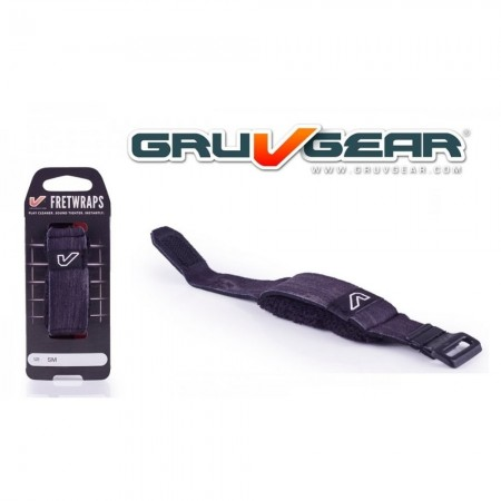 Gruv Gear - Gruv Gear FretWrap - Koyu Siyah- Small