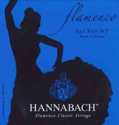 Hannabach - Hannabach 827 HT Flamenko Klasik Gitar Teli