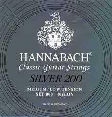 Hannabach - Hannabach 900 MLT Klasik Gitar Teli