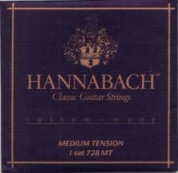 Hannabach - Hannabach 728 MT Klasik Gitar Teli