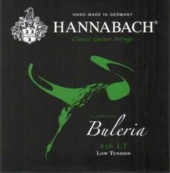 Hannabach - Hannabach 826 LT Flamenko Klasik Gitar Teli