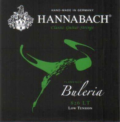 Hannabach 826 LT Flamenko Klasik Gitar Teli