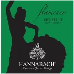 Hannabach 827 LT Flamenko Klasik Gitar Teli