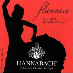 Hannabach 827 SHT Flamenko Gitar Teli