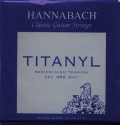 Hannabach - Hannabach Titanly 950 MHT Klasik Gitar Teli
