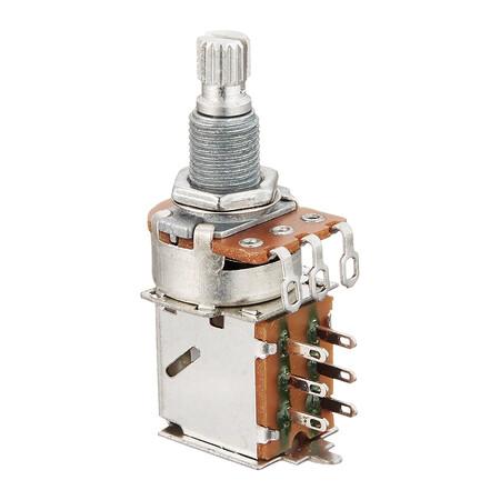 Hosco - Hosco B250K Gitar Push / Pull Control Potentiometer