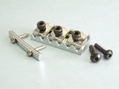 İbanez - Ibanez 2LN1BR43C 43mm R400 Chrome Locking Nut