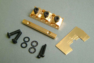 İbanez - İbanez 2TL1H43G Jem Gold 43mm Kilitli Üst Eşik Set