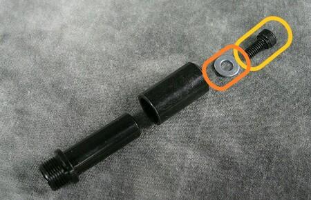 İbanez - İbanez 2TRX5BD012 -2TRX5BD013 Tremolo Kol Yuvası Fixleme Vidası Set