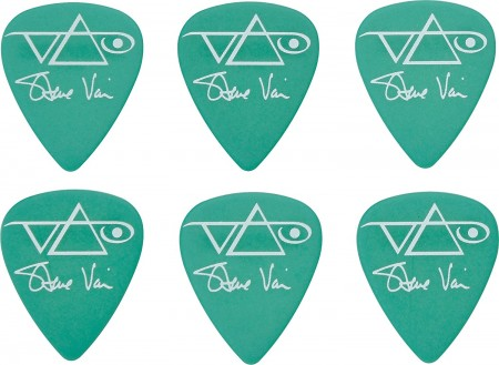 İbanez - Ibanez B1000SV Steve Vai Signature Picks (6) Set Elektro Gitar Penası