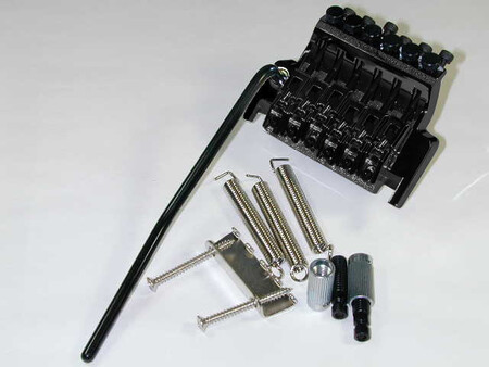 İbanez - İbanez Edge Black Tremolo Set