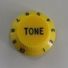 İbanez - Ibanez Hat Type Yellow Tone Knob Tek