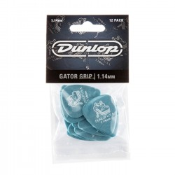 Jim Dunlop - Jim Dunlop 417P Gator Grip 1.14mm 12'li Pena Seti