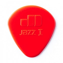 Jim Dunlop - Jim Dunlop 47R1N Jazz I Nylon Kırmızı Pena