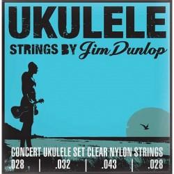 Jim Dunlop - Jim Dunlop DUY302 Pro Concert Ukulele Teli