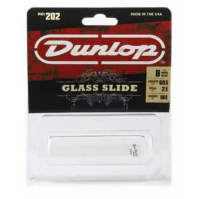 Jim Dunlop 202 Glass Medium Slide