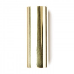 Jim Dunlop - Jim Dunlop 222 Brass & Gold Medium Slide