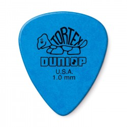 Jim Dunlop - Jim Dunlop 418P-1 Tortex 1.0mm Standart Pena