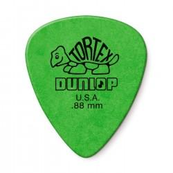 Jim Dunlop - Jim Dunlop 418P-1 Tortex .88mm Standart Pena