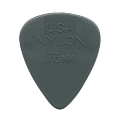 Jim Dunlop - Jim Dunlop 44R.46-73mm Nylon Standard Gray Pena (72adet)