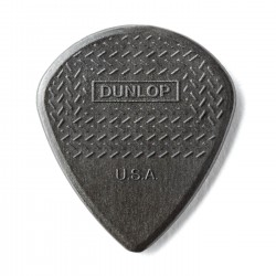 Jim Dunlop 471R3C-1 Max Grip Jazz III Carbon Fiber Gri Pena - Thumbnail