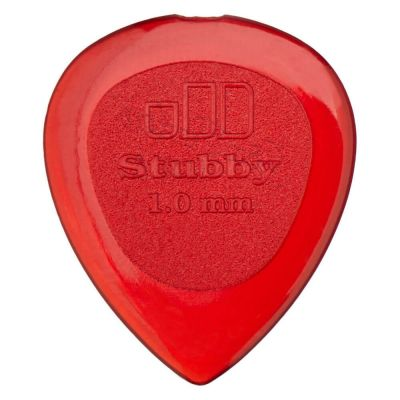 Jim Dunlop 474R1.0 Stubby 1mm Pena