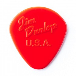 Jim Dunlop 47R1N Jazz I Nylon Kırmızı Pena - Thumbnail