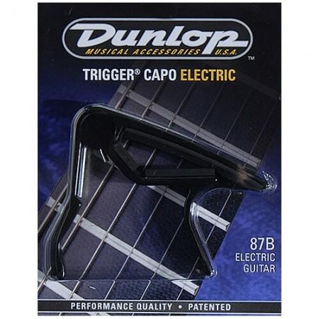Jim Dunlop - Jim Dunlop 87B Trigger Siyah Elektro Gitar Kaposu