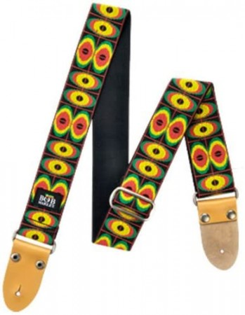 Jim Dunlop - Jim Dunlop BOB07 Bob Marley Gitar Askısı