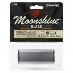 Jim Dunlop C215 ( 10 Ring) Moonshine Glass Medium Slide - Thumbnail