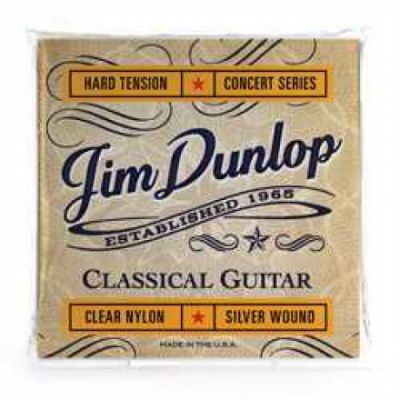 Jim Dunlop DCV121H Concert Series Hard Tension Klasik Gitar Teli