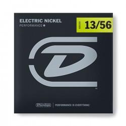 Jim Dunlop - Jim Dunlop DEN1356 Ekstra Heavy Nickel Wound Takım Tel (13 - 56)
