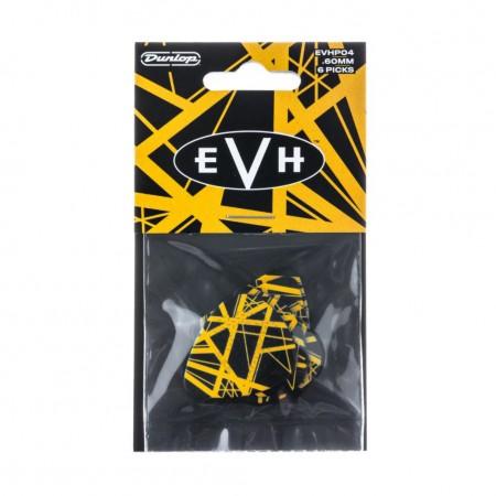 Jim Dunlop - Jim Dunlop EVHP04 Eddie Van Halen 60mm 6lı Set Pena