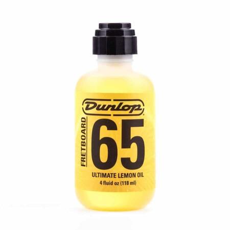 Jim Dunlop Fretboard 6554 Ultimate Limon Yağı