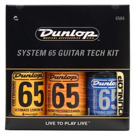 Jim Dunlop - Jim Dunlop Gitar Bakım Seti