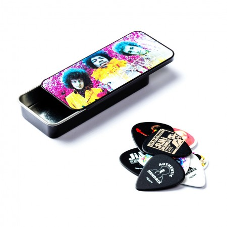 Jim Dunlop Jimi Hendrix Are You Experienced 12′li Pena Seti - Thumbnail