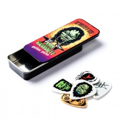 Jim Dunlop - Jim Dunlop KH01T088 Kirk Hammett Signature 0.88mm 6'lı Pena Seti